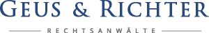 Geus & Richter – Rechtsanwalt in Schweinfurt Logo